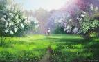 Прогулка весной