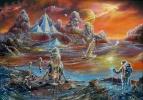 Парусники Титана.