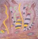 Полосатый абстракт