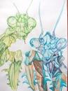 насекомые мордочки 3