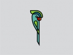 Parrot graphic
