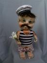 Романтичный моряк на отдыхе