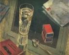 Натюрморт с письмами. 1925