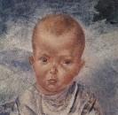 Дочь художника. 1923