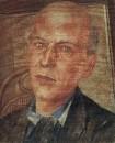 Портрет Андрея Белого. 1932