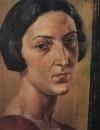 Портрет Л.М.Эренбург. 1924