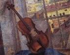Скрипка. 1918
