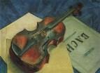 Скрипка. 1921