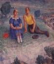 Весна. 1935