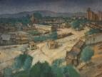 Вид Самарканда. 1921