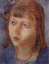 Голова девочки. 1922
