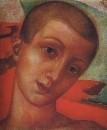 Голова юноши. 1910