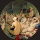 1862. Турецкая баня (108 см) (Париж, Лувр)
