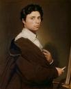 1804. Автопортрет (77 х 61 см) (Шантильи, музей Конде)