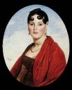 1806. Портрет мадам Аймон (49 х 59 см) (Руан, Музей изобразит. искусств)