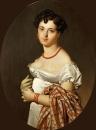 1811. Мадам Панкук, Сесиль Буше (95 х 68 см) (Париж, Лувр)