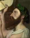1818. Пиндар и Иктинос (34.9 х 27.9 см) (Лондон, Национальная галерея)