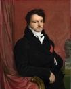 1818 Портрет месье de Norvins (97.2 х 78.7 см) (Лондон, Национальная галерея)