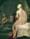 1828, Купальщицы в гареме (35 х 27 см) (Париж, Лувр)