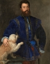 Портрет Федерико II Гонзага, герцога Мантуи
