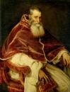 Портрет папы Павла III