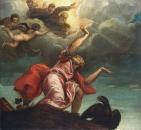 Святой Иоанн Богослов на Патмосе