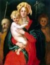 Мадонна с Младенцем, Святым Иосифом и Иоанном Крестителем