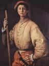 Портрет юноши с алебардой