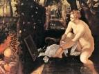 The Bathing Susanna