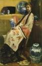 Фиолетовый и Роуз: 1864; Музей искусств Филадельфии
