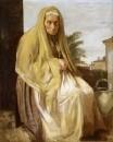 Старая итальянка (1857) (74.9 х 61) (Нью-Йорк, Метрополитен)