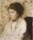 Портрет молодой женщины (ок.1885)