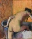 Купальщица, заходящая в ванную (ок.1890)