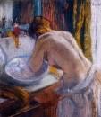 Утренний туалет (1884-1886