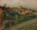 Вид на Сен-Валери-сюр-Сом (1896-1898)