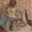 Женщина за туалетом (1895)