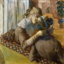 У модистки (1881)
