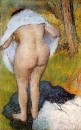 Вытирающаяся девушка (1885)