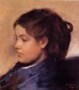Портрет Эммы Добиньи