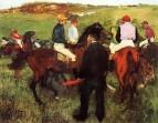 Скаковые лошади