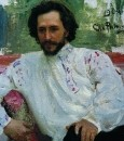 Портрет Леонида Андреева. 1904
