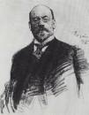 Портрет художника И.С.Остроухова. 1913