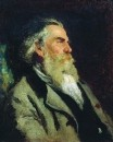 Портрет А.П.Боголюбова. 1882