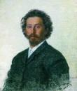 Автопортрет. 1887