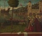 The Departure of Ceyx ( Лондонская Национальная галерея)