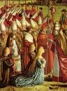 Легенда о св. Урсуле- Встреча с папой Кириаком. 1490-1496. Галерея Академии. Венеция