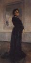 Портрет артистки М.Н.Ермоловой. 1905