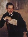 Портрет А.В.Касьянова. 1907