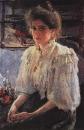Портрет М.Я.Львовой. 1895