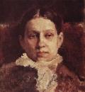 Портрет В.А.Репиной. 1881